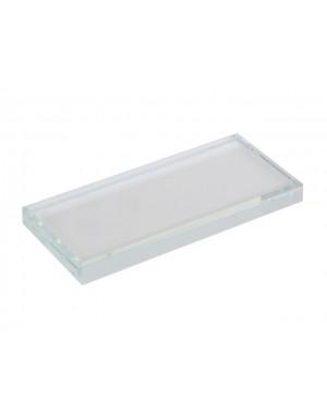 Szklana podkładka na rzęsy (mała)
